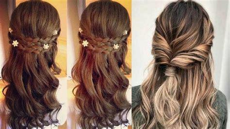 easy hairstyle  beautiful girl amazing hairstyles