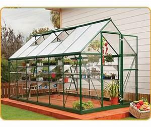 Serre Pour Plante : une serre pour prot ger et cultiver des plantes exotiques ~ Premium-room.com Idées de Décoration