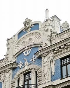 Art Nouveau Architecture : art nouveau architecture in riga velvet escape ~ Melissatoandfro.com Idées de Décoration