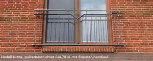 ein franzosischer balkon nach kundenwunsch With französischer balkon mit gartenzaun verzinkt preise