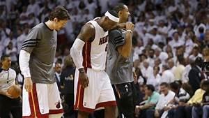 "Lebron's ""Cramp Game"" bring the Heat one game closer ..."