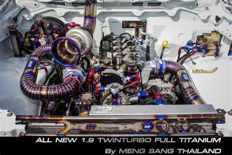 twinturbo full titanium    thailand