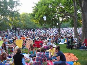 Best Lawn Seat at Ravinia | Best of Chicago 2010 | Arts ...
