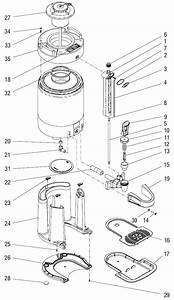 Bunn Home Coffee Maker Parts Diagram