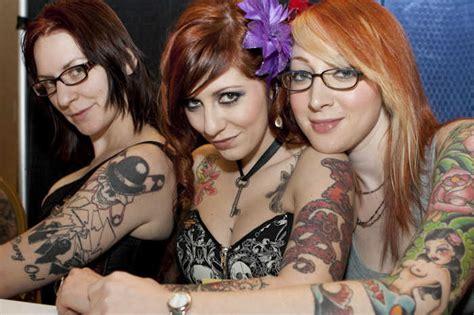 permeated   philadelphia tattoo convention star