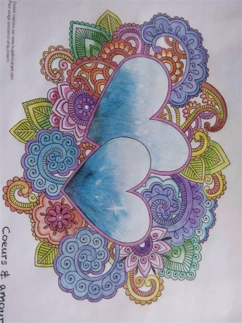 contoh gambar mewarnai bunga dengan pensil warna