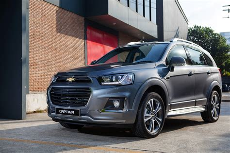 Chevrolet Captiva by 2016 Chevrolet Captiva Gm Authority