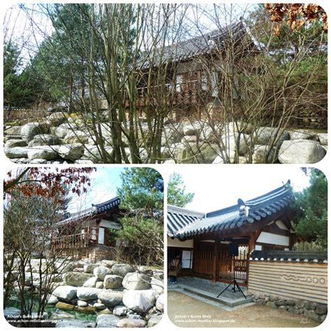 Achim's Bunte Welt Gärten Der Welt  Der Koreanische