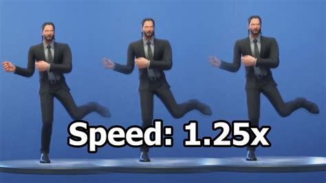 fortnite billy bounce emote dance  hours  speed