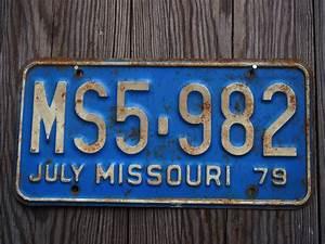 Plaque D Immatriculation Norauto : ancienne plaque d 39 immatriculation americaine vintage usa ~ Dailycaller-alerts.com Idées de Décoration