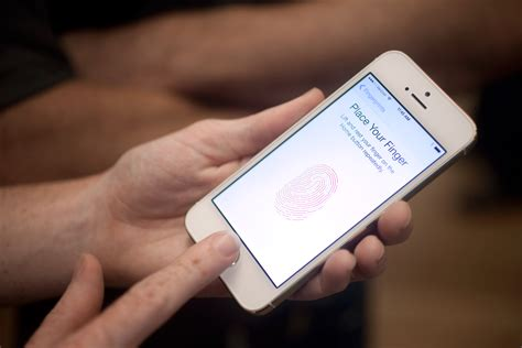 phones with fingerprint the iphone s fingerprint sensor may finally the end