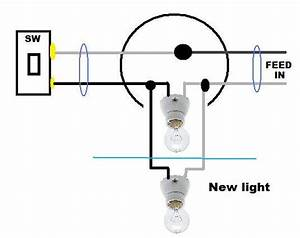 How To Add New Light To Existing Circuit