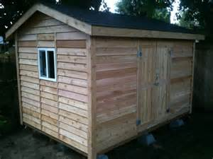 shedpa 4x4 storage shed plans