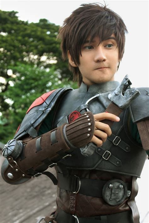 How Train Your Dragon Hiccup Httyd Cosplay
