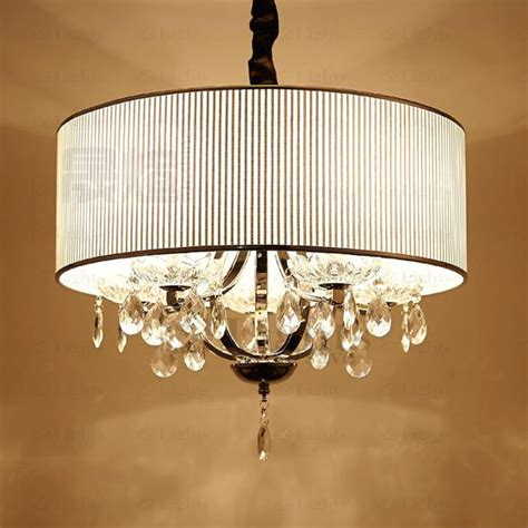 Bedroom Drum Chandeliers by Fashion 5 Light Drum Shaped Bedroom Chandeliers