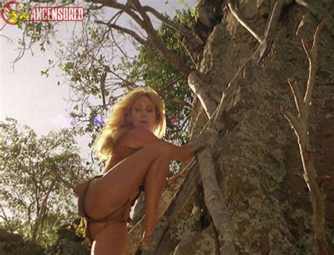 Naked Tanya Roberts In Sheena