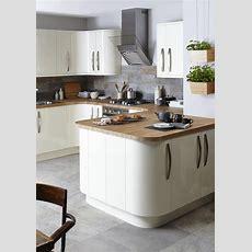Einfache Küche Holz Arbeitsplatten  Küche Kuchyňa