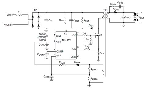 Led Driver Circuit Explained Available Solutions
