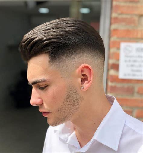 latest mens fade haircuts mens hairstyle swag