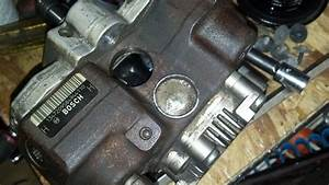 Crank No Start Cp3 Leaking Fuel