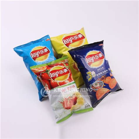 Modified Atmosphere Packaging Weight by Printed Back Sealed For Chips Equilibrium Modified