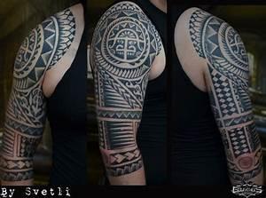 MaoriBlack WorksMandala  Gallery of our tattoos in MaoriBlack