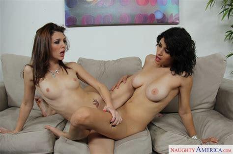 Kiera Winters Raven Rockette And In Lesbian Girl On Girl