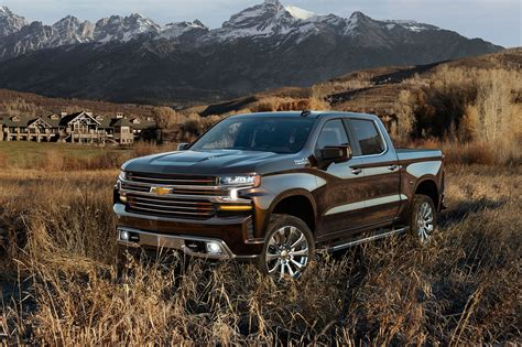 New Chevy Silverado 1500 Pickup For The Us Masses