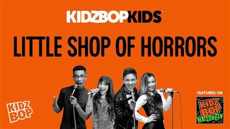 kidz bop kids  shop  horrors kidz bop halloween