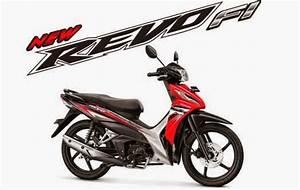 Harga Motor Honda New Revo Fi Terbaru 2015