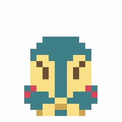 Pokemon Pixel Giphy Gifs Sticker Tweet