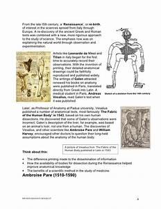Renaissance booklet