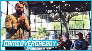 Nick Is Officially A Stand Up Comic - The GameOverGreggy ...
