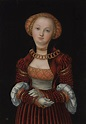 File:Lucas Cranach d.Ä. - Bildnis einer Frau (National ...