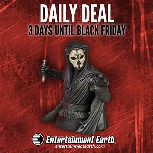 Daily Deal at Entertainment Earth - Tuesday 11/25 ...