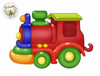 Clipart Clip Toys Train паровозик Toy Boy