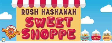 rosh hashanah sweet shoppe chabad pembroke pines
