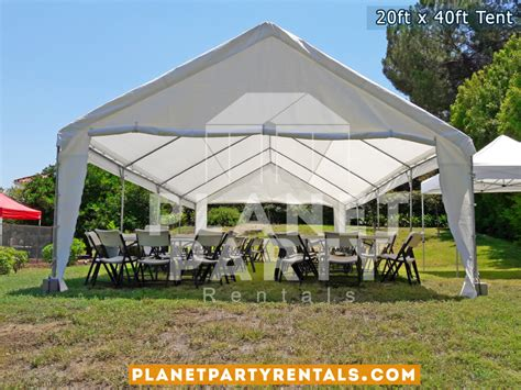 round table grass valley 20ft x 40ft tent rental