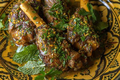 persian spiced lamb shanks recipe nyt cooking