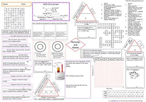 Revision Worksheets For Aqa Physics Gcse (19 Grade 2018 Spec