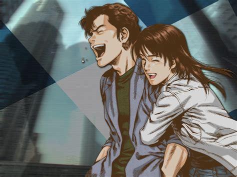 angel heart anime oboi anime wallpapers