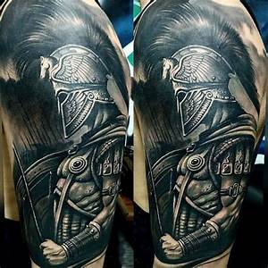 Spartan Tattoo 71 | Tattoos | Pinterest | Spartan tattoo ...