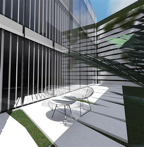 bureau avenue avenue hoche togu architecture