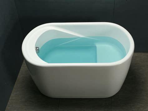 fauteuil de bureau sport baignoire sabot piccola 1 place de 181l acrylique renforcé