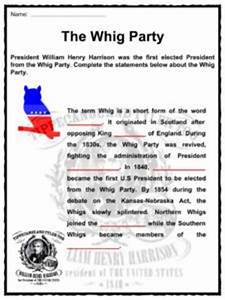 William Henry H... Whig History Quotes
