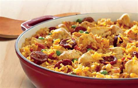 cuisiner avec cookeo paella poulet saucisse cookeo votre délicieux plat principal