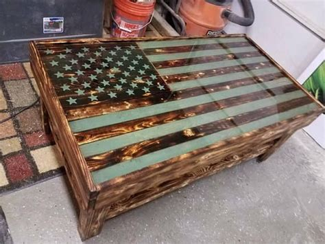 This video is about a coffee table i built for a customer. American flag coffee table | Coffee tables for sale, Wood, American flag wood