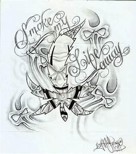 Tattoo Flash, Aztec, Evil, Gangster, Prison, Cars ...
