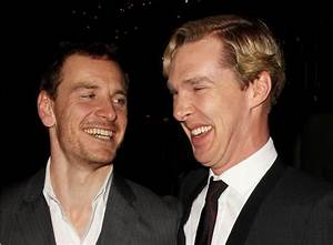 BENEDICT CUMBERBATCH AND MICHAEL FASSBENDER IN A DAFT PUNK ...