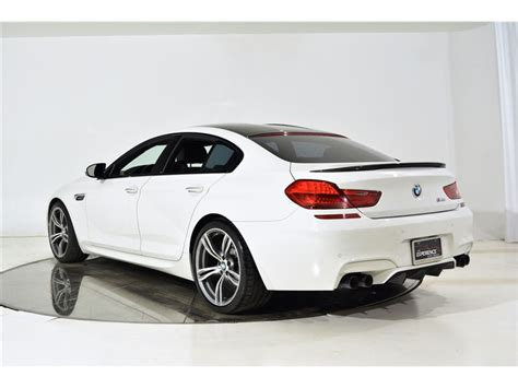 2014 Bmw M6 Gran Coupe For Sale